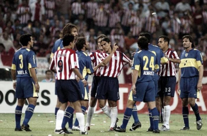 El historial ante el conjunto mexicano