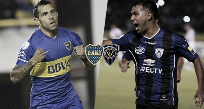 Boca Juniors vs Independiente del Valle: con la obligación de ganar