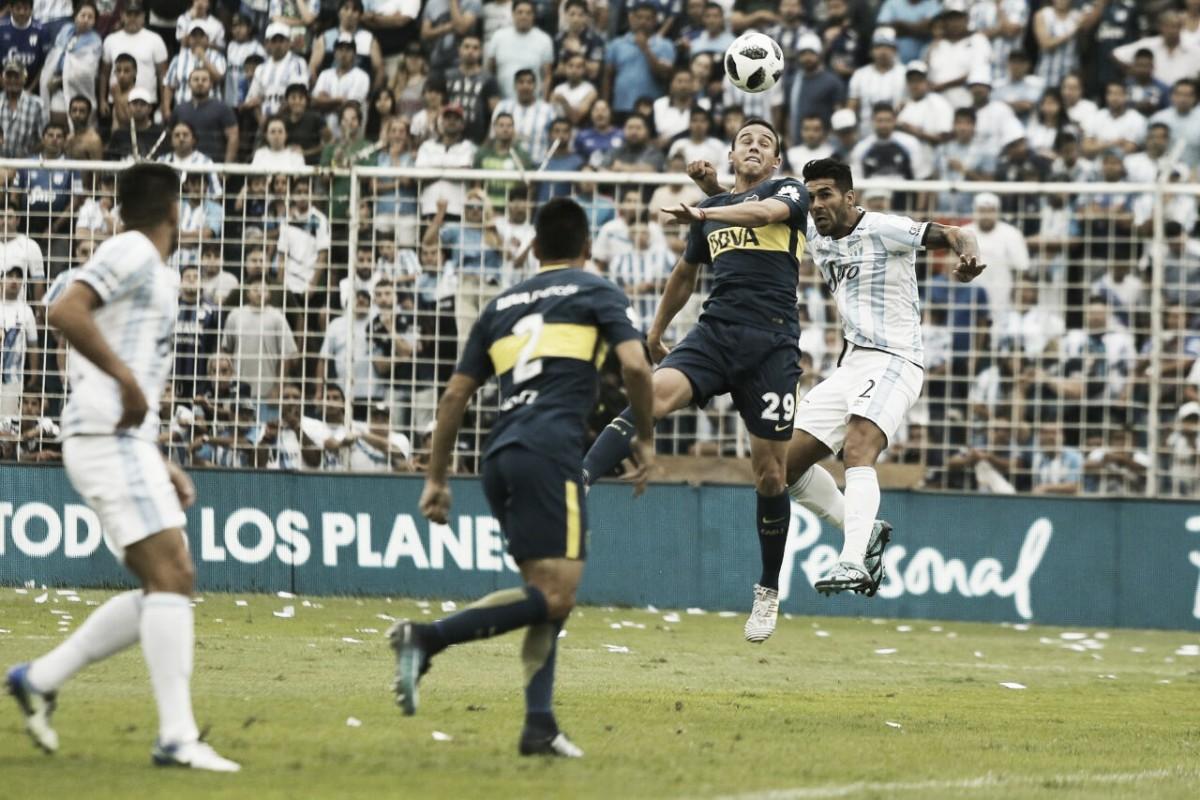 Nos acréscimos, Boca Juniors empata com Tucumán e evita a quarta derrota na Superliga
