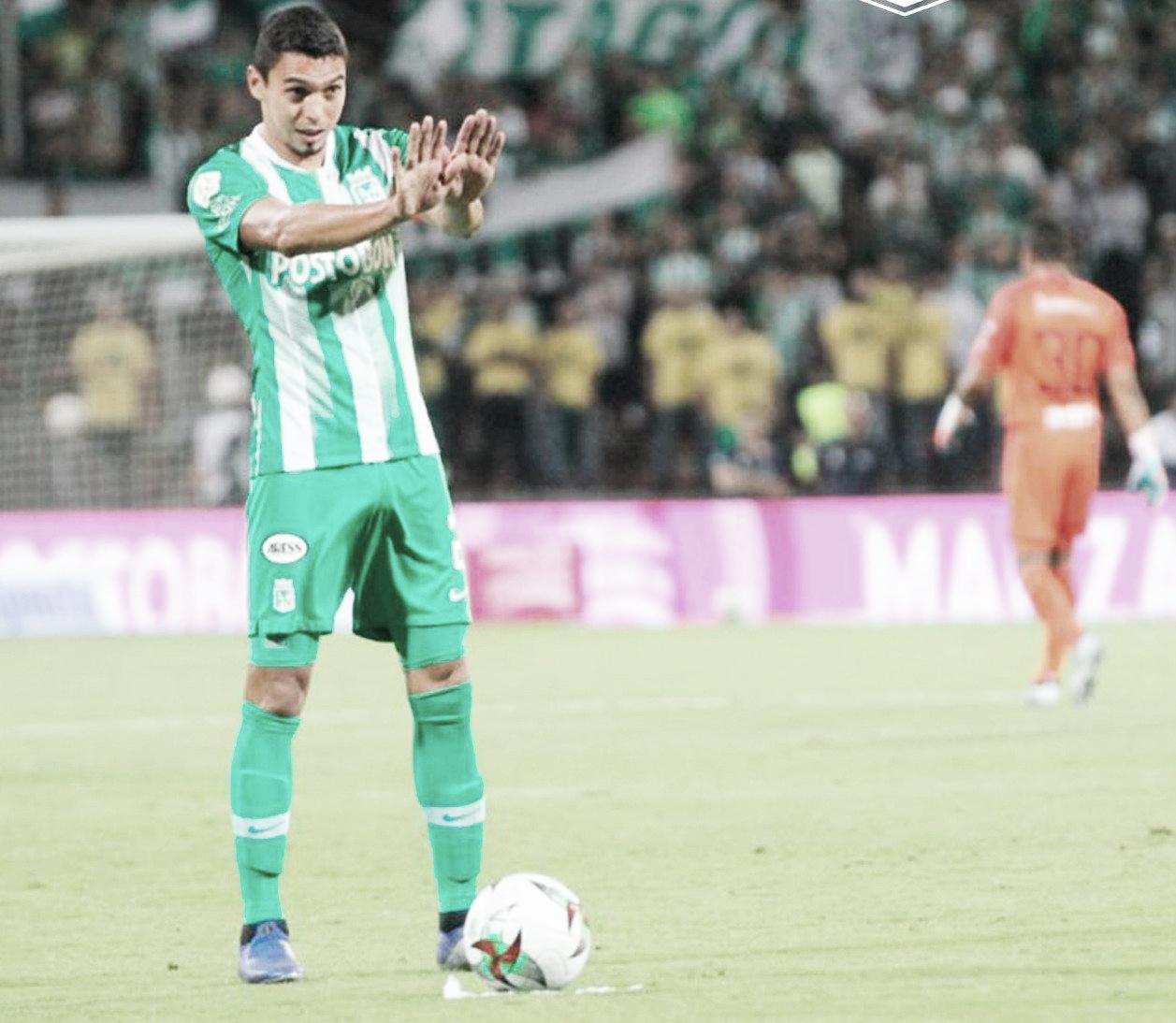 Regresó Bocanegra y Atlético Nacional logró solidez defensiva