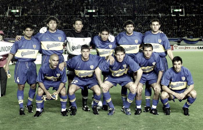 A 17 años de la consagración Intercontinental 2000