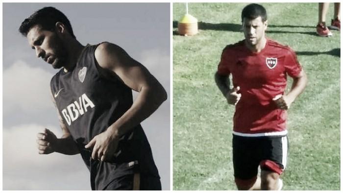 Juan Manuel Insaurralde - Sebastián Domínguez: Están de regreso
