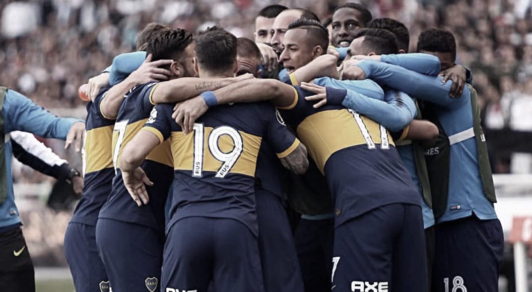 Boca sumó otro récord histórico en Copa Libertadores