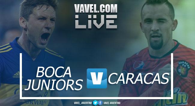 Boca vs Caracas EN VIVO: dónde ver por Copa Libertadores