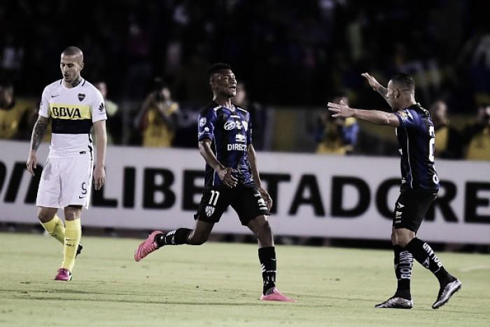 Independiente Del Valle vence Boca Juniors de virada e dá primeiro passo rumo à final