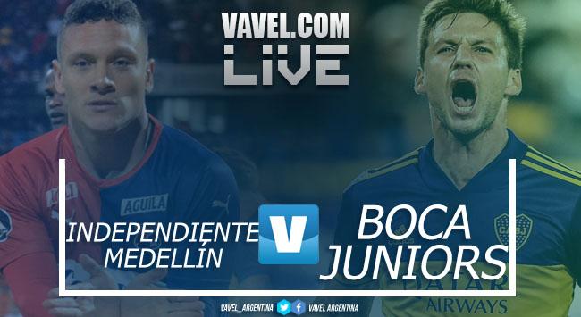 Independiente Medellín vs Boca Juniors en vivo online por Copa Libertadores 2020