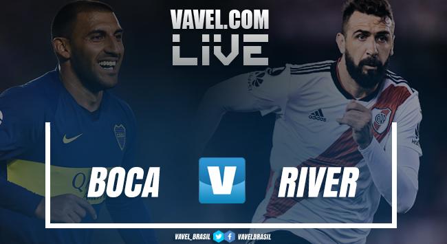 Resultado e goles Boca Juniors 2x2 River Plate na Final Libertadores