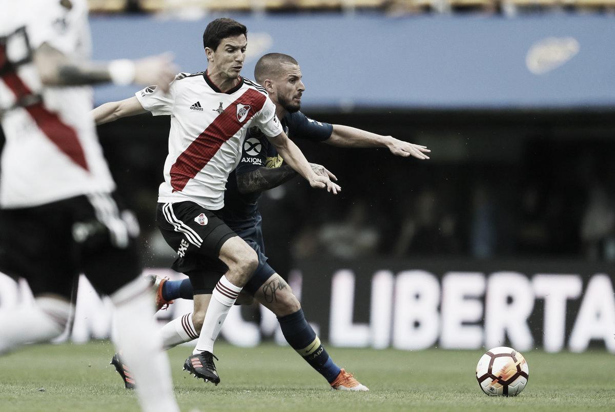 Boca e River empatam na Bombonera e deixam final da Libertadores em aberto