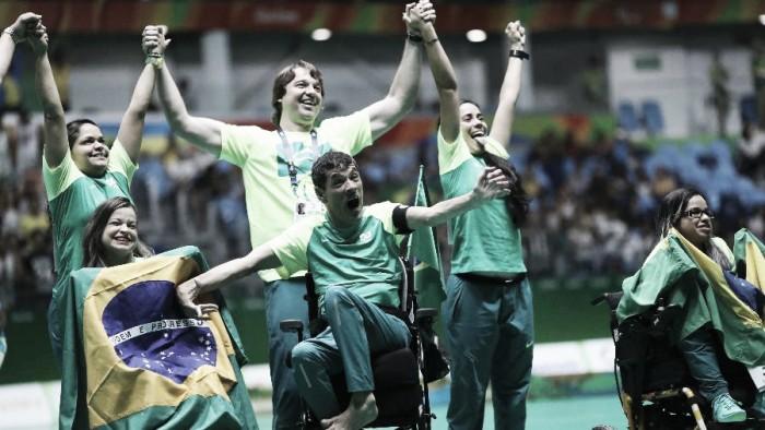 Segunda-feira condecorada: Brasil conquista ouro e prata na bocha paralímpica