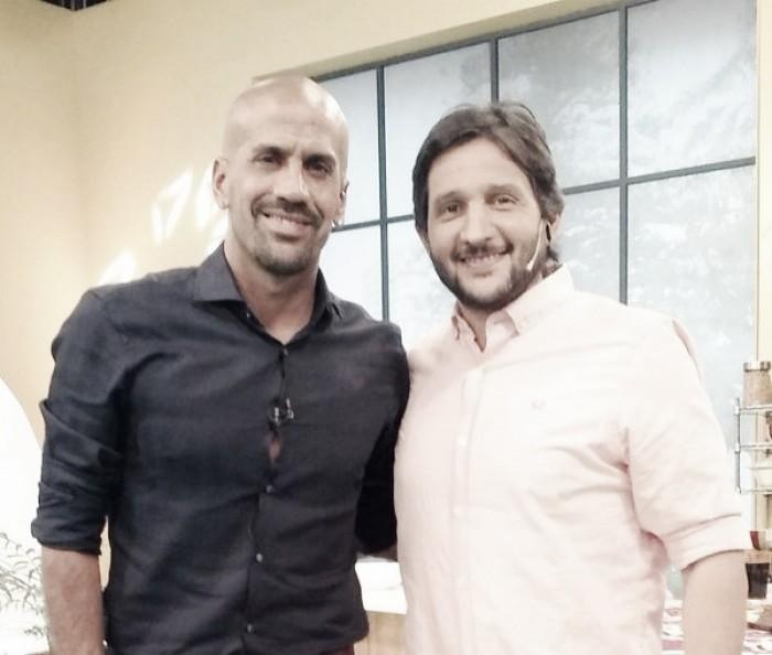 """Juan Sebastián Verón: """"El fútbol está dentro de un estrato social violento"""""""