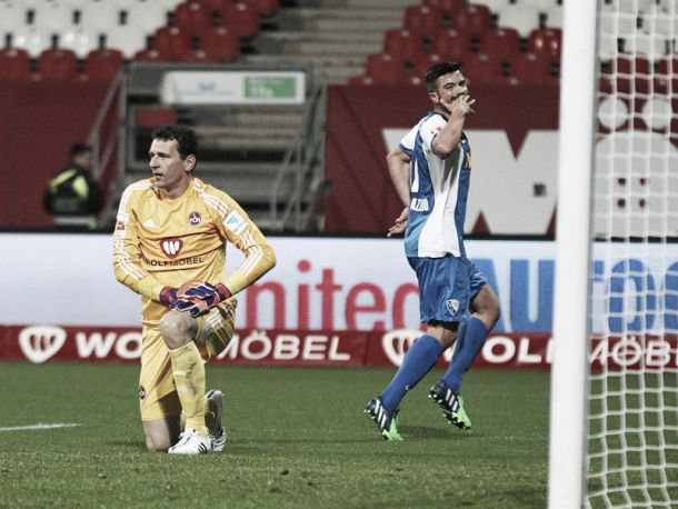 Nürnberg 1-2 Bochum: Clinical Bochum make it a happy return to Bavaria for Verbeek