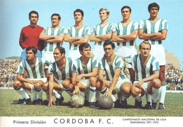 Encuentros históricos entre el Córdoba CF y el Real Madrid CF