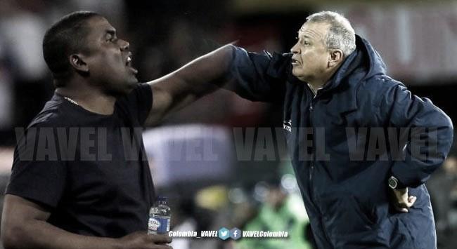 Hubert Bhodert y Óscar Upegui definieron sus convocados para el Once Caldas vs Jaguares