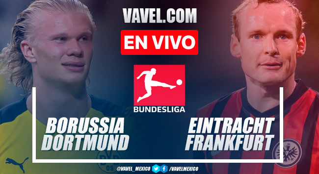 Resumen y goles: Borussia Dortmund 5-2 Eintracht Frankfurt en Bundesliga 2021