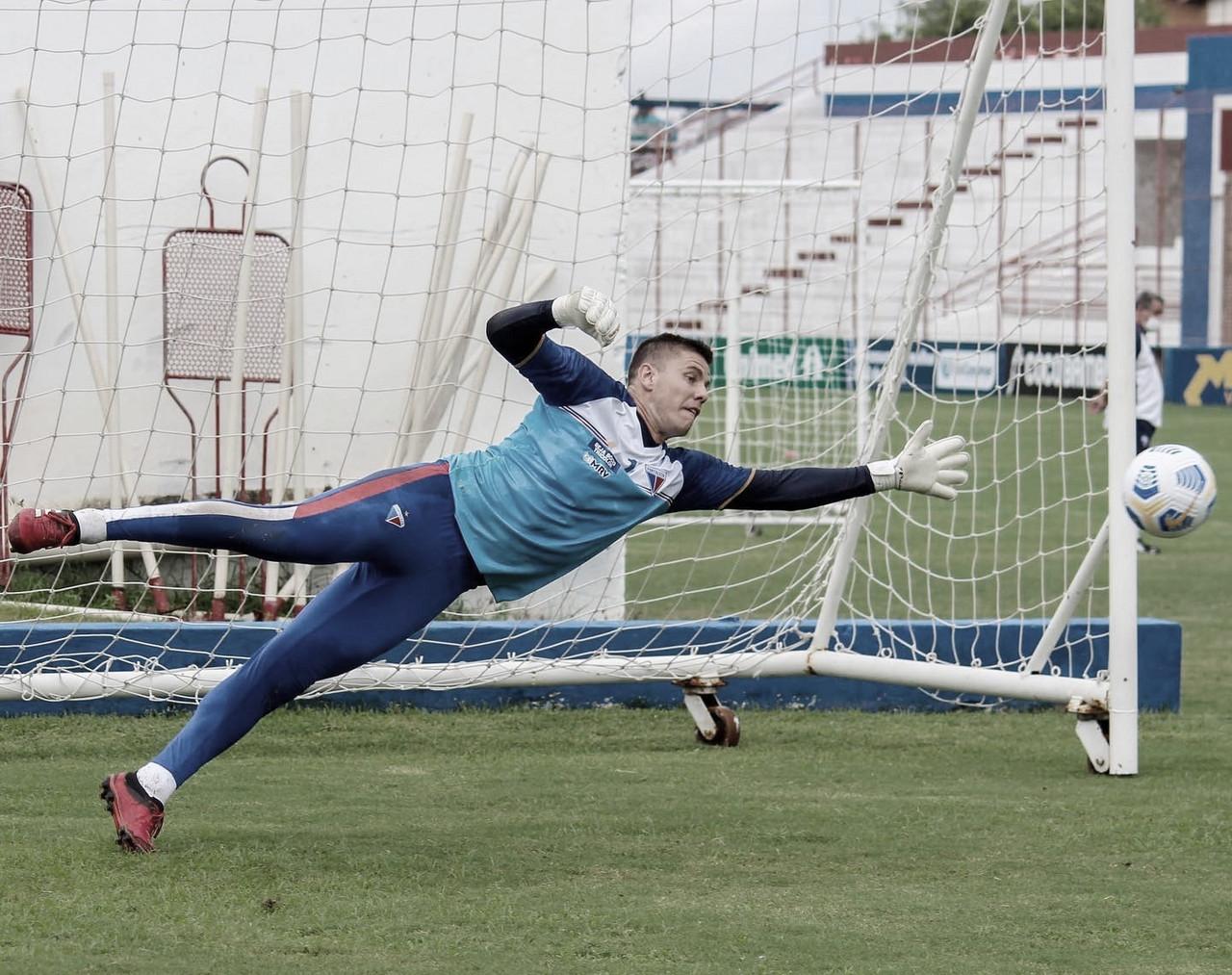 Marcelo Boeck prega regularidade para Fortaleza permanecer nas primeiras posições