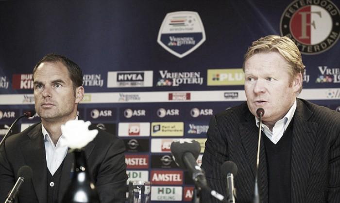 ¿Koeman o De Boer?