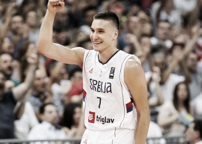 Eurobasket 2017- Gruppo D, la corazzata serba affronta l'astro nascente lettone