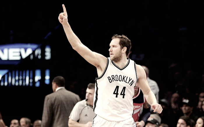 Brooklyn Nets deal Bojan Bogdanovic to Washington Wizards