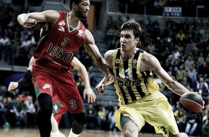 Eurolega: Datome-Bogdanovic, Fenerbahce rimonta sulla Lokomotiv