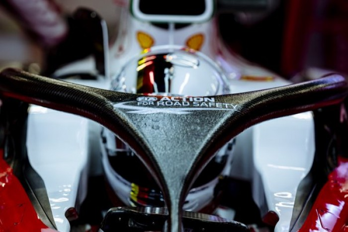 F1, Halo: i piloti si dividono