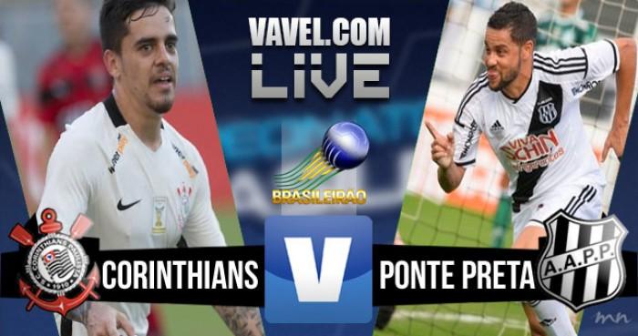 d563dcf918 Resultado Corinthians x Ponte Preta no Brasileirão 2016 (3-0 ...