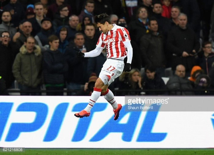 Analysis: Bojan equaliser ensures Stoke's unbeaten run continues