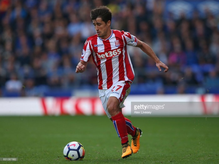 Bojan Krkić joins Alavés on loan from Stoke City