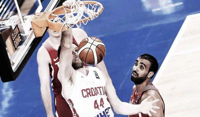 Bogdanovic, la clave para que Croacia se meta en la semifinal