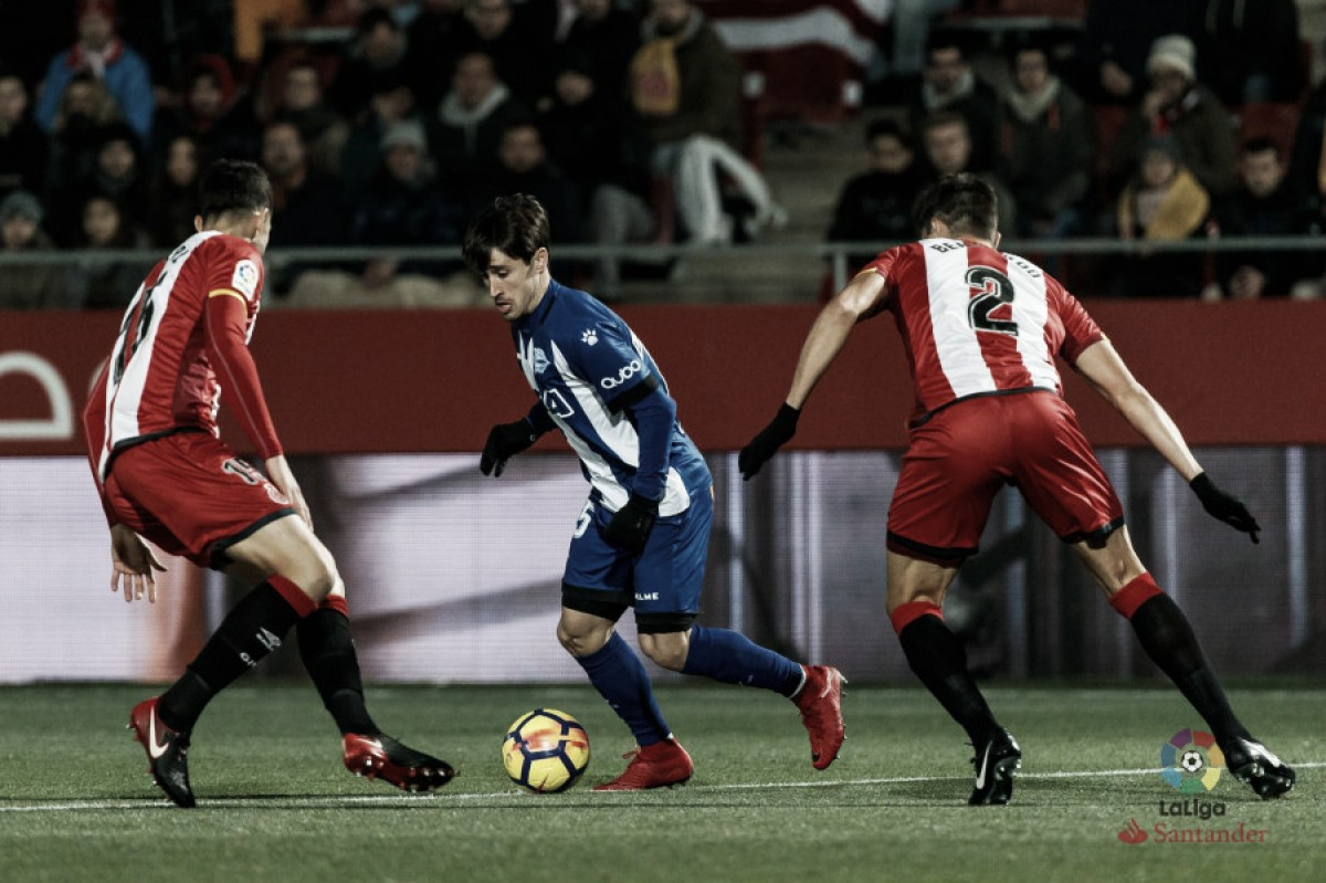 Análisis del rival: el Girona de Machín