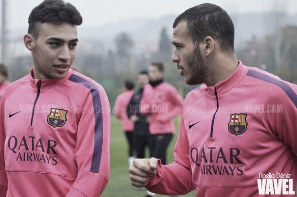 Sandro y Munir, bailando con la más fea