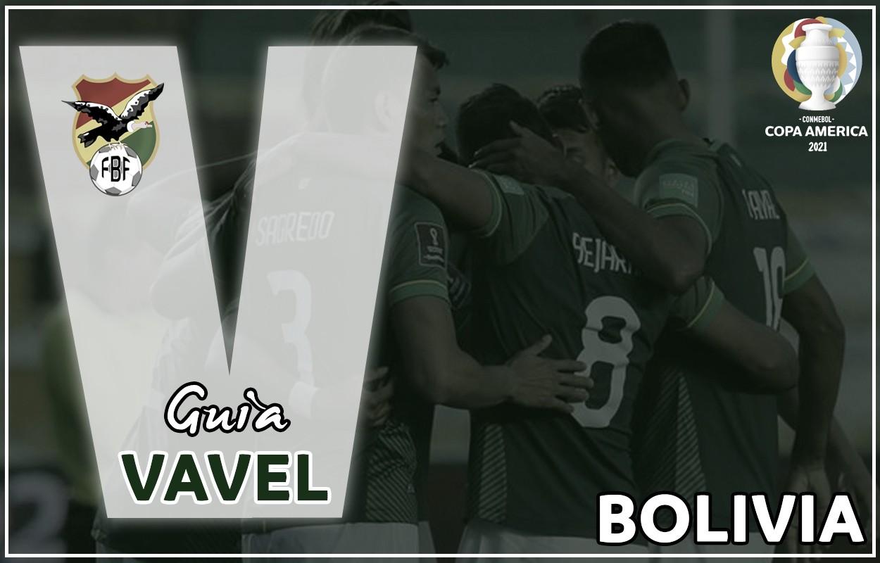 Guía VAVEL, Copa América 2021: Bolivia
