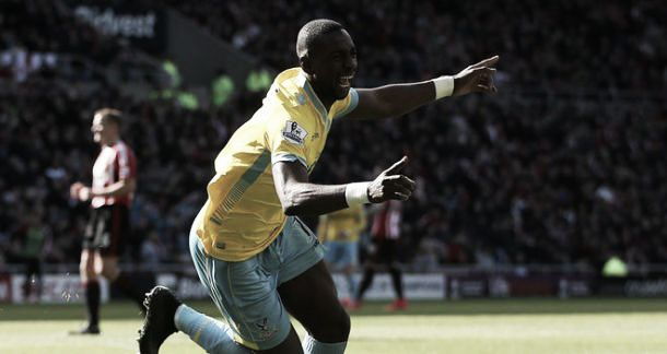 Sunderland 1-4 Crystal Palace: Quick fire Bolasie hat-trick stuns Sunderland