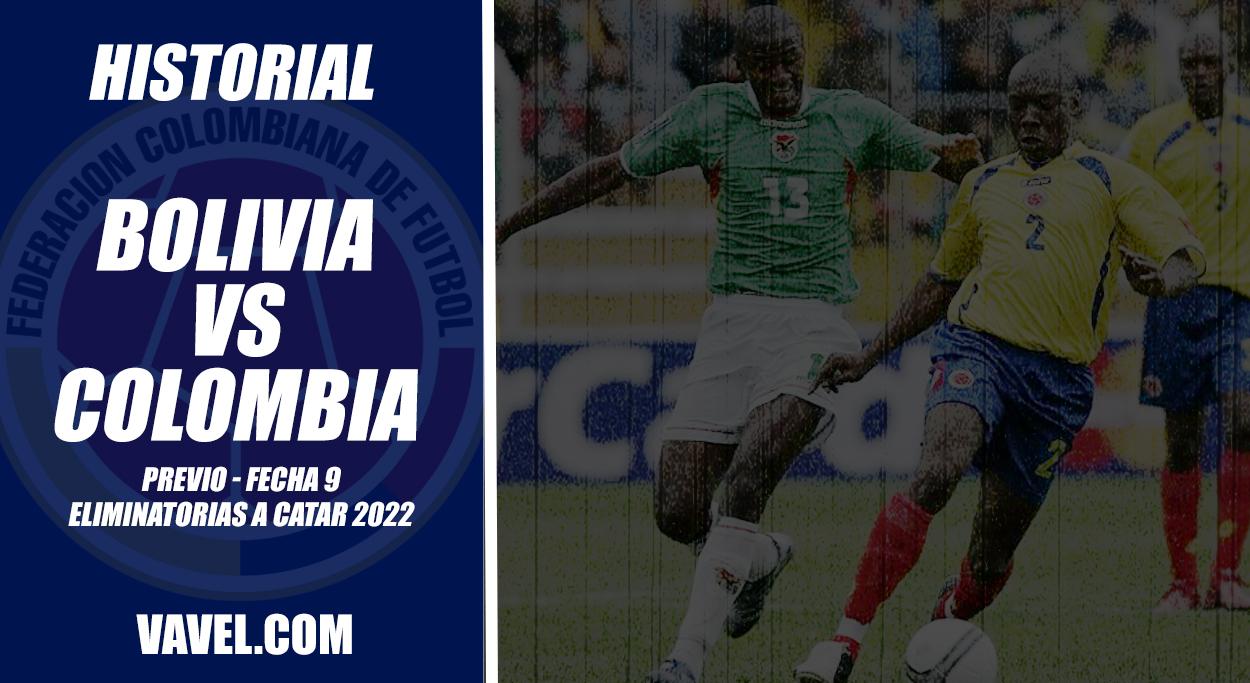 Historial Bolivia vs Colombia: buenos recuerdos en las últimas visitas 'cafeteras'