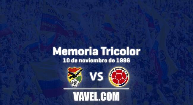 Memoria Tricolor: punto de altura rumbo a Francia 1998