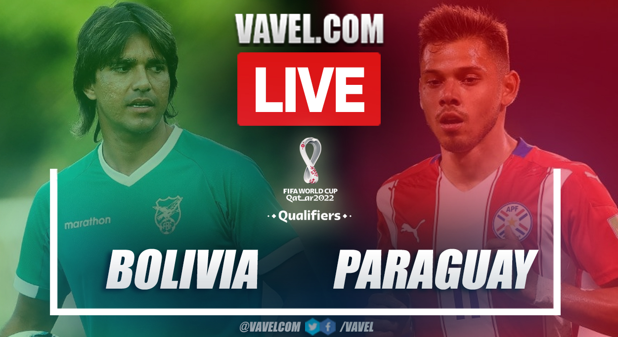 Highlights and goals: Bolivia 4-0 Paraguay in 2022 World Cup Qualifiers