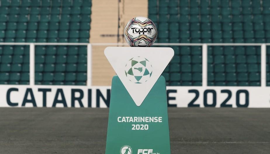 Com técnico e árbitra com Covid-19, Campeonato Catarinense volta após quase três meses