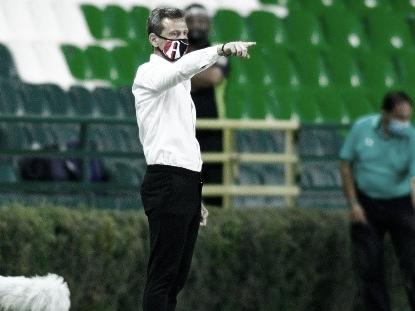 """Diego Cocca: """"No se puede revertir todo en una semana de trabajo"""""""
