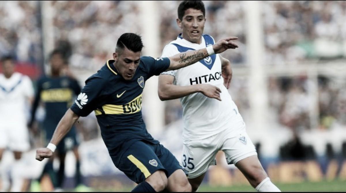 Previa Boca - Vélez: por otra victoria