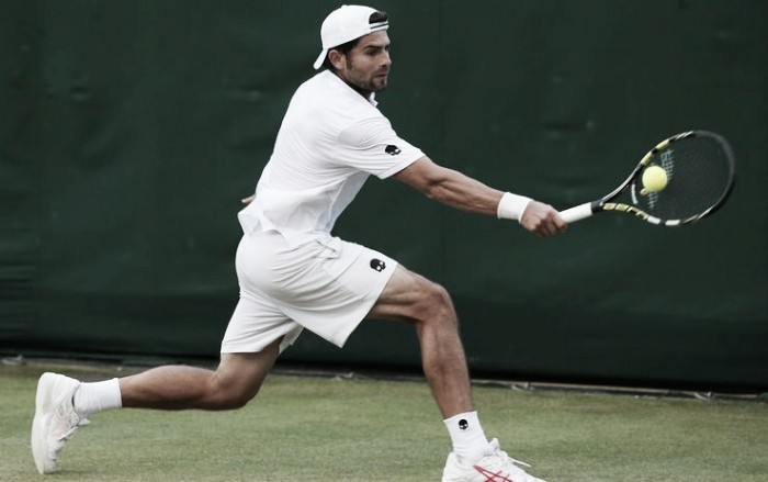 Wimbledon, Fognini accede al terzo turno