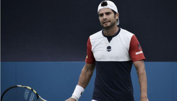 ATP Winston-Salem: avanza Bolelli, cadono tante teste di serie