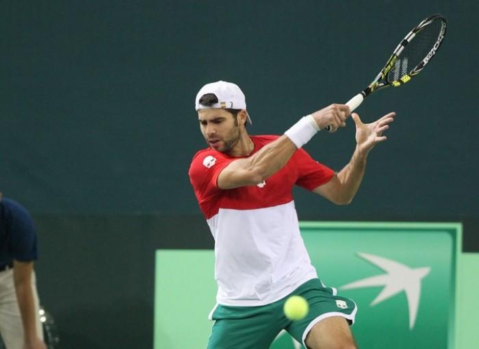 ATP 250 Marsiglia: avanzano Haase e Goffin, out Bolelli