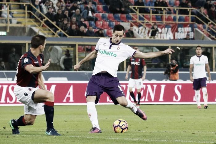 Fiorentina vence dérbi contra Bologna fora de casa e sobe na tabela da Serie A