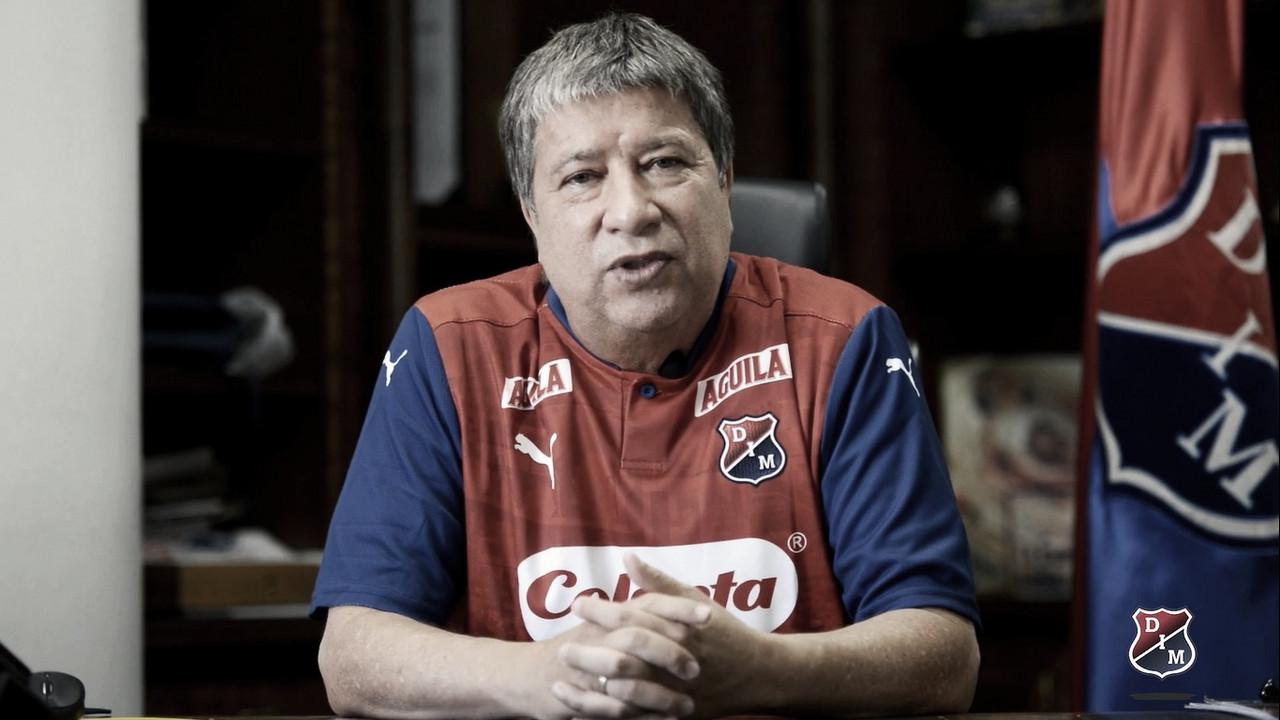 "Hernán Darío Gómez: ""Aparte de contento me siento nervioso"""