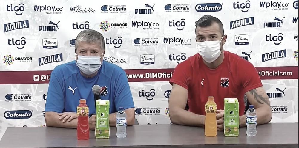 """Hernán Darío Gómez: """"Si el fútbol es de resultados, yo no estoy dando resultados"""""""