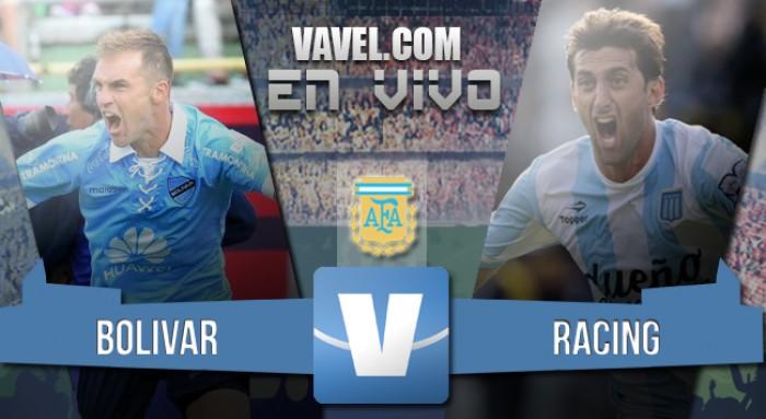Resultado Bolivar 1-1 Racing en Libertadores 2016