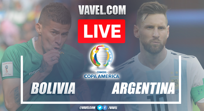 Goals and Highlights Bolivia 1-4 Argentina in Copa America 2020