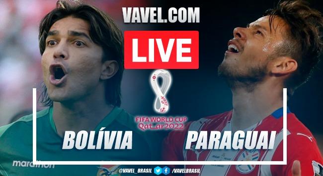 Gols e melhores momentos Bolívia x Paraguai pelas Eliminatórias da Copa do Mundo (4-0)