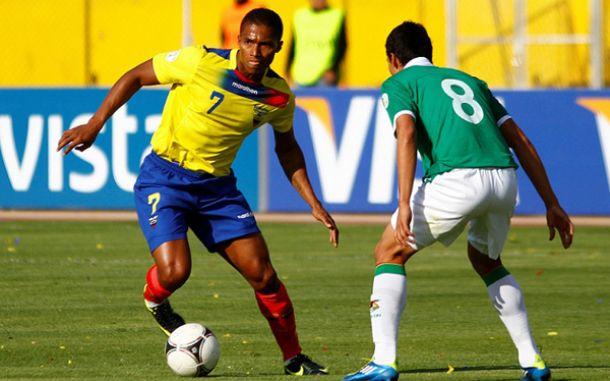 Resultado Bolivia - Ecuador en las Eliminatorias Brasil 2014 (1-1)