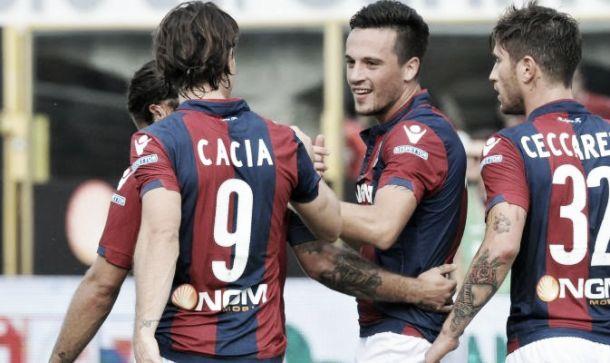 Serie B: Carpi stregato, il Bologna accorcia