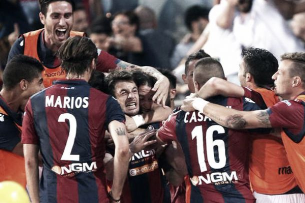 Bologna promoted to Serie A via playoffs